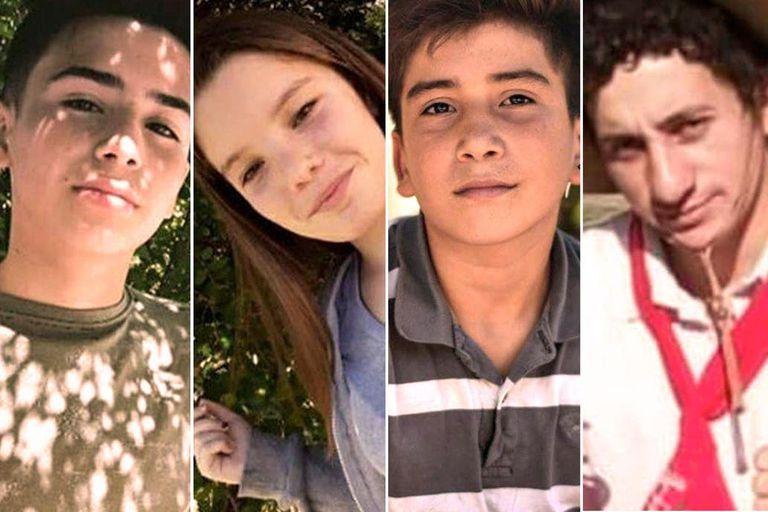 Masacre en Monte: el fiscal pidió la prisión preventiva de los 13 detenidos