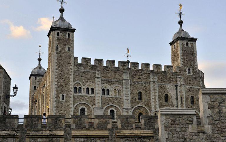 Hoy la histórica fortaleza medieval es el lugar donde se guardan y protegen las joyas de la corona
