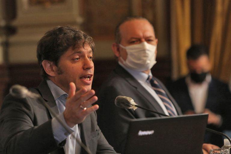 Berni volvió a criticar con dureza a Larreta