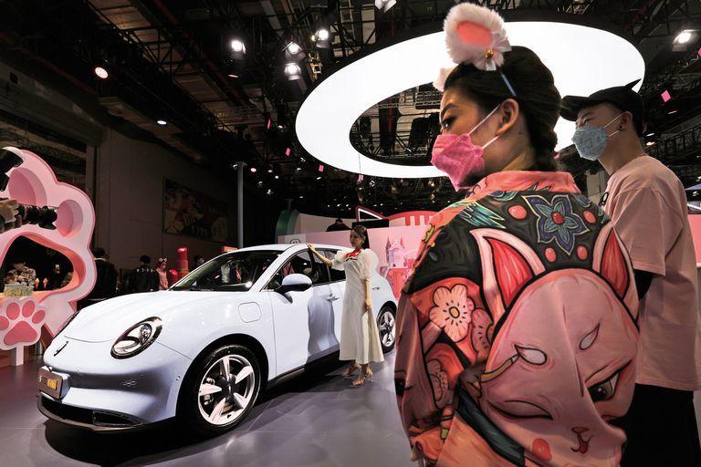 Salón de Shanghai: el regreso de los autoshows
