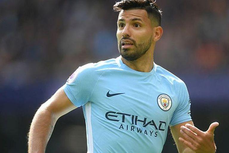 Con el clásico aporte de Agüero, el City goleó 6-1 a Southampton y es líder