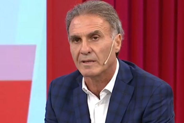 Oscar Ruggeri abrió las puertas de la reconciliación con José Luis Chilavert