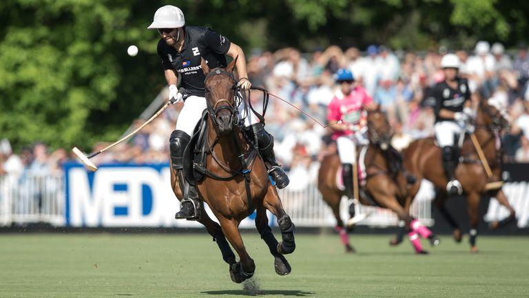 Argentino Abierto de polo. Polito Pieres a pleno, la apuesta de Ellerstina