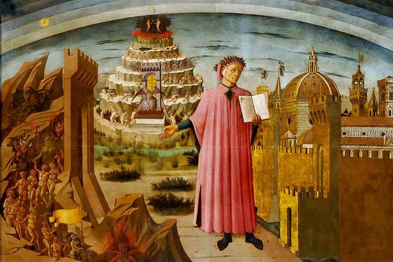 La justicia múltiple de Dante: comparar los méritos y el premio