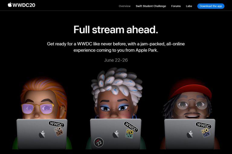 Apple prepara una edición enteramente online de su encuentro de desarrolladores, un evento que estará enfocado en las novedades de software y sin anuncios de computadoras con los rumoreados chip ARM