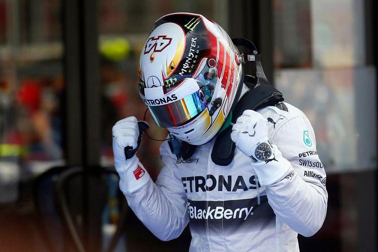 Hamilton no afloja en la temporada de F1
