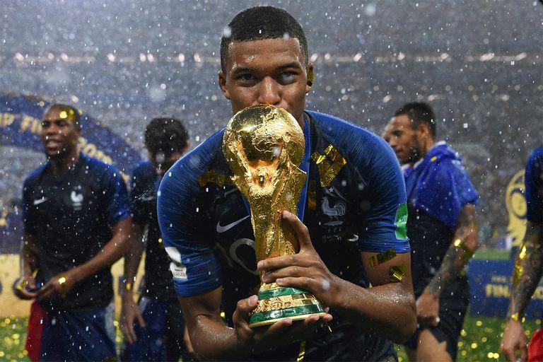 La noche que Mbappé conquistó el Mundo
