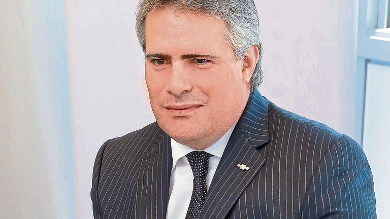 El argentino Carlos Zarlenga fue presidente de GM para Sudamérica. Ahora lanzó su propia compañía