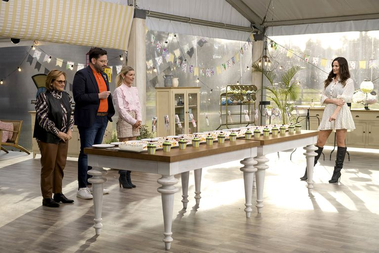La primera prueba técnica puso en apuros a varios de los participantes del concurso de pastelería
