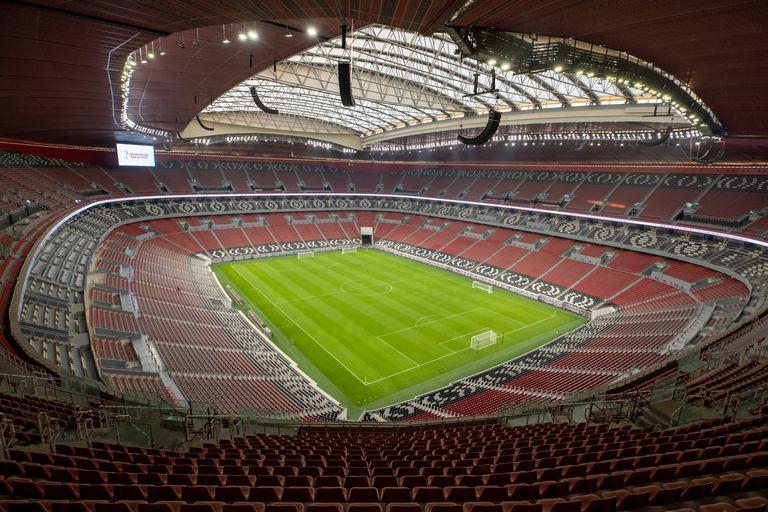 Al Bayt Stadium será una de las sedes oficial del Mundial de Fútbol 2022, que se disputará en Qatar