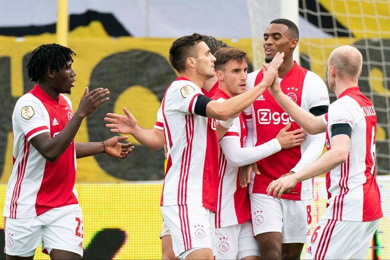 ¡0-13! Ajax humilló a su rival en Holanda, que se tomó la derrota con... memes