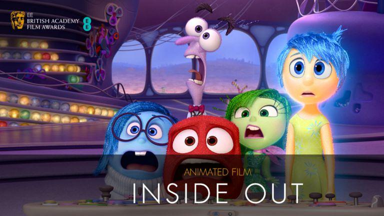 Intensa-Mente, la mejor película animada