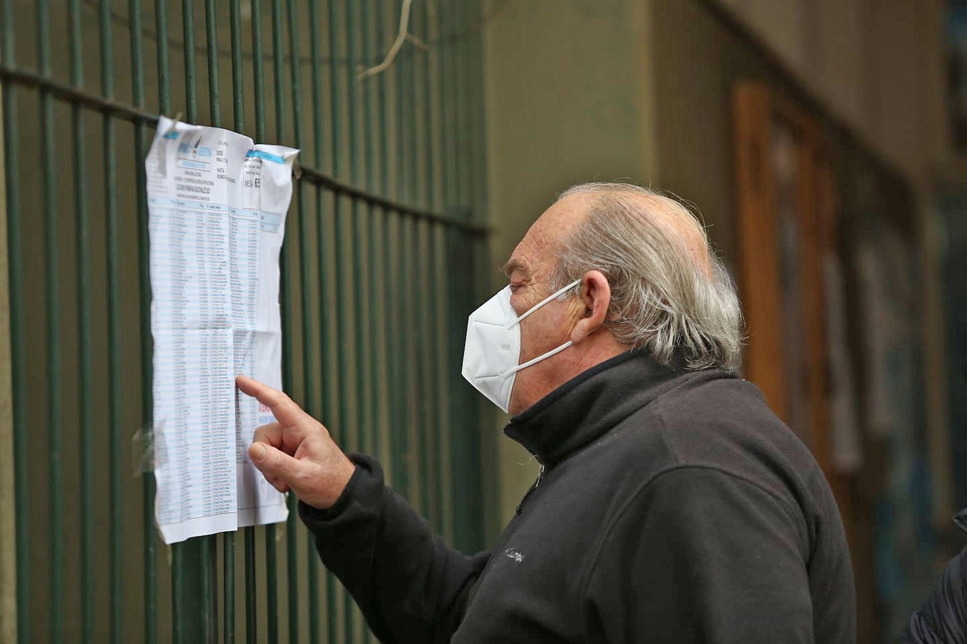 Se desarrollan las PASO en todo el país bajo un estricto protocolo por la pandemia