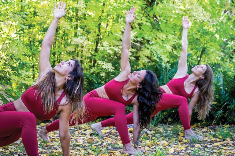 Día Internacional del Yoga.
