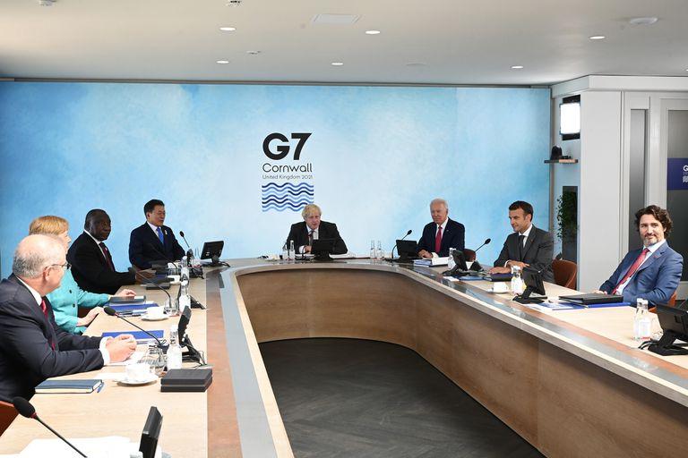 Qué obstáculos enfrenta el ambicioso plan de infraestructura del G-7