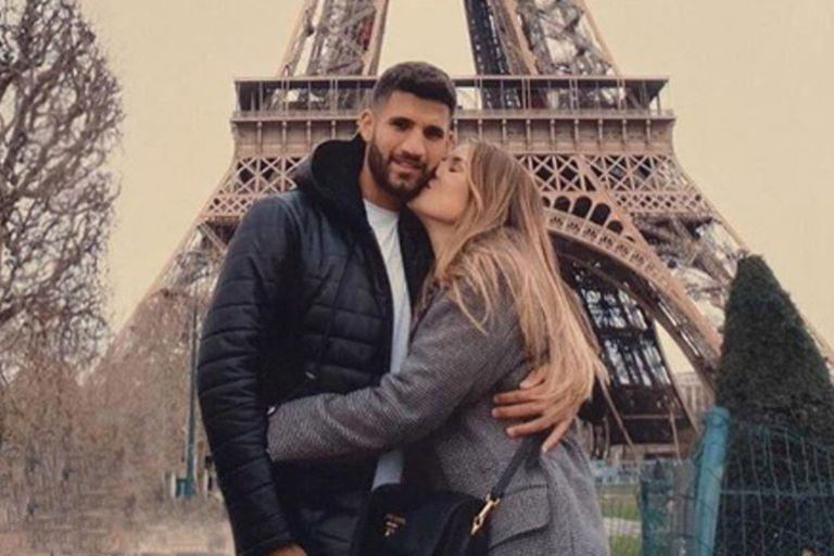 La hija de Marcelo Tinelli ya no oculta su romance con el jugador de Boca Juniors