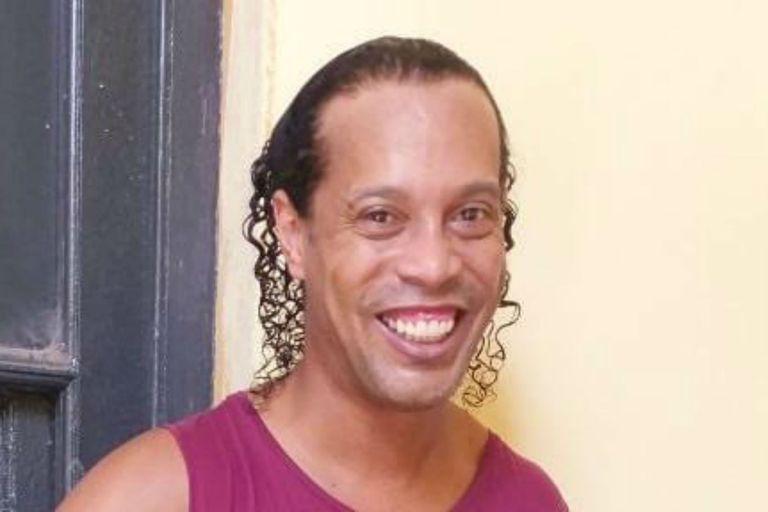 El exjugador brasileño fue detenido por falsificar unos documentos.