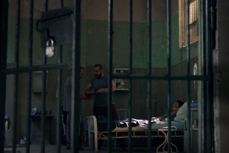 Las escenas de la prisión del personaje que interpreta el Chino Darín fueron grabadas en la cárcel de Caseros