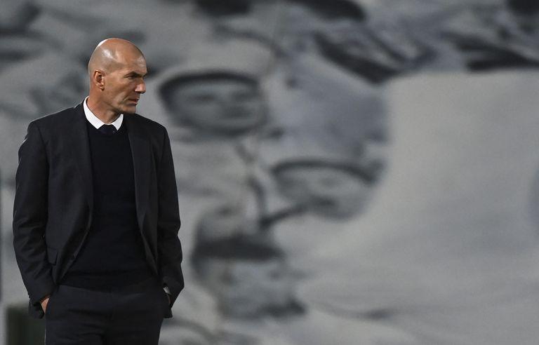 Polémica. Zidane disparó contra todos y destapó un escándalo en Real Madrid