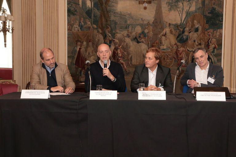 Industria digital. Especialistas de medios debatieron sobre el futuro del sector