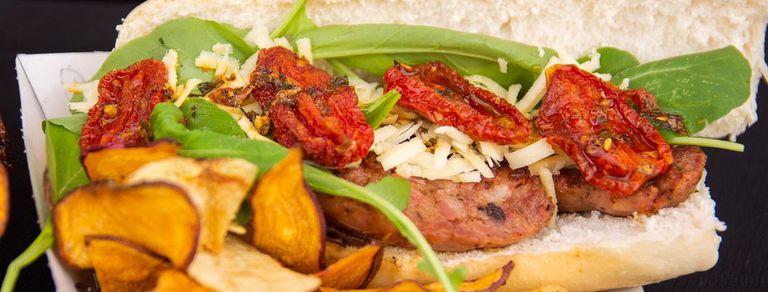 Choripán. 30 puestos y food trucks para un fin de semana con mucho sabor