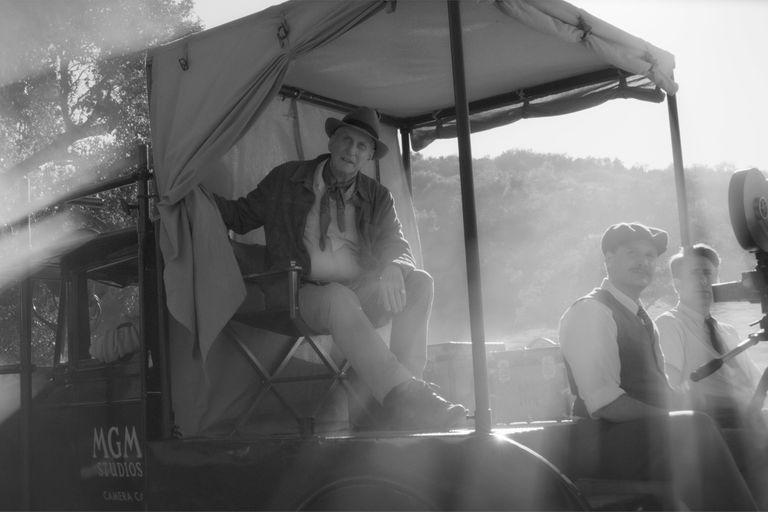 Primeras imágenes de Mank, la nueva película de David Fincher