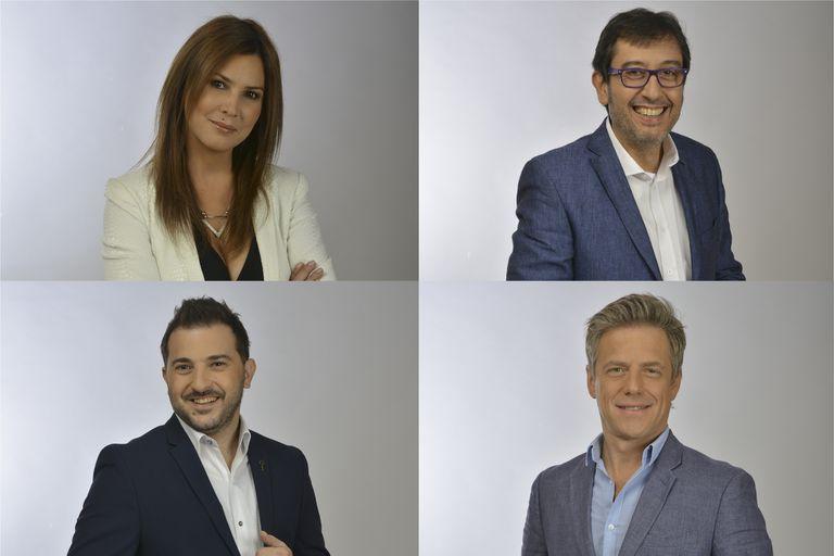 Marcovsky, Alonso, Brancatelli y Vargues se suman a la La 990