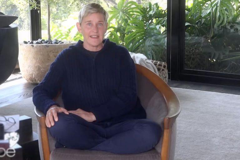 Ellen DeGeneres, entre denuncias de maltrato y chistes de mal gusto