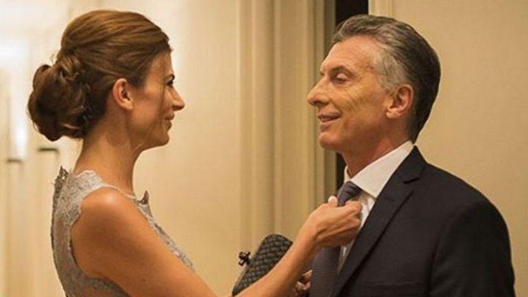 Cómo deberán vestir Macri y Juliana Awada para su encuentro con los reyes de España
