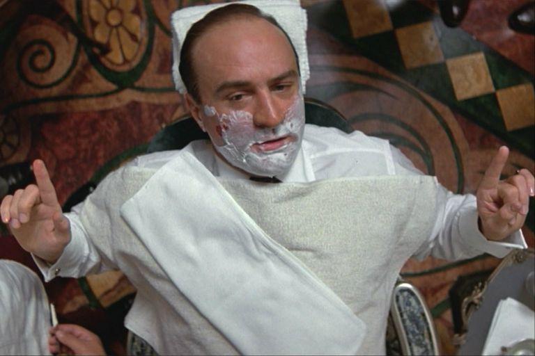 Robert De Niro, el actor que finalmente dio su cuerpo al mítico Al Capone