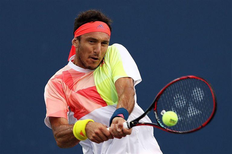 En su debut en Indian Wells, Mónaco ofreció buenos golpes, pero cayó en tres sets