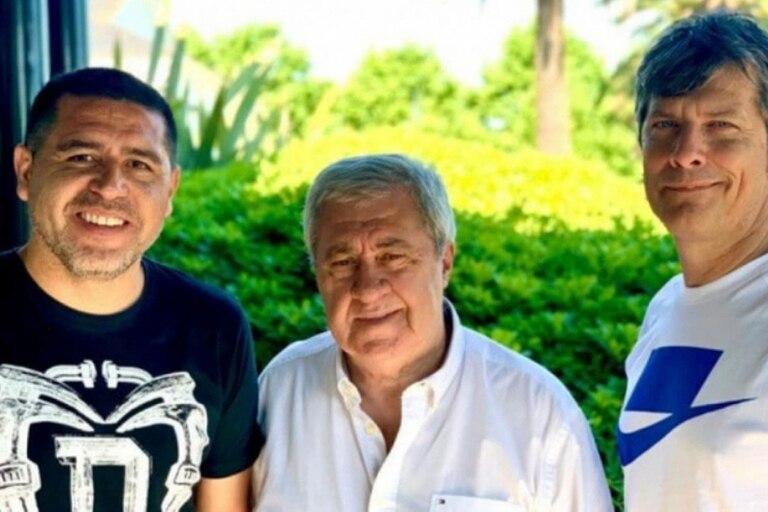 Desde que hace un año la fórmula Ameal-Pergolini ganó las elecciones, Riquelme asumió como el máximo responsable del Consejo de Fútbol de Boca