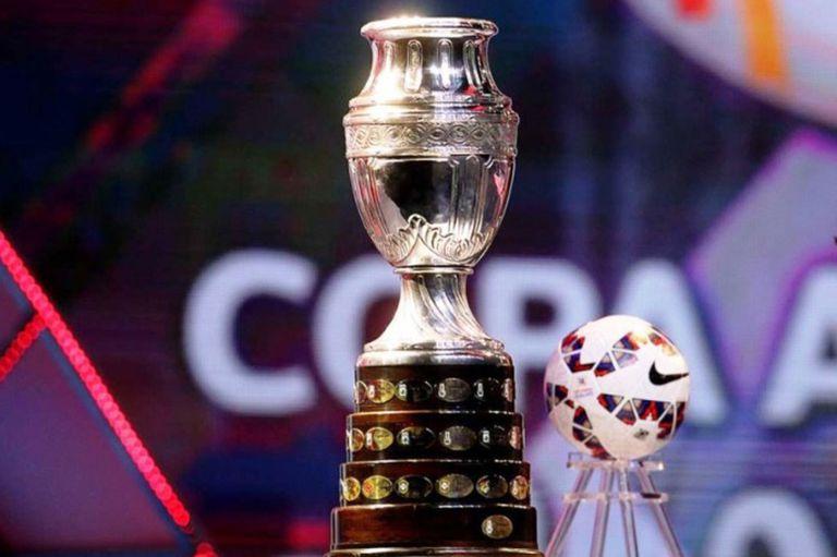 Copa América: a menos de dos semanas del comienzo, la Conmebol anunció la  suspensión de la organización del torneo en Argentina - LA NACION
