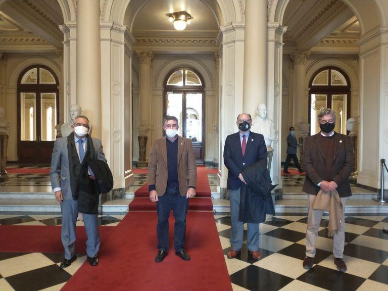 La Mesa de Enlace se reunió en Casa Rosada con el presidente Alberto Fernández por la restricción en la exportación de carne vacuna