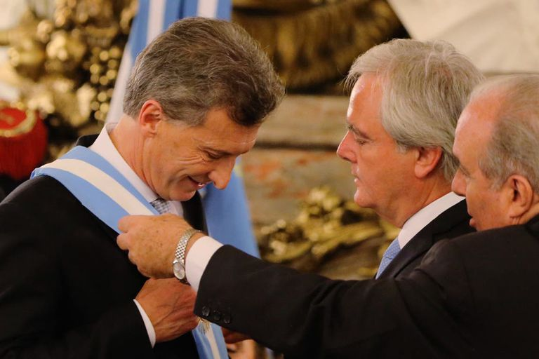 Mauricio Macri lanza un libro con un balance sobre sus cuatro años de gestión