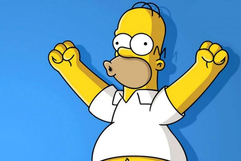 """Bolivia: una localidad se promociona con una piedra """"parecida"""" a Homero Simpson"""