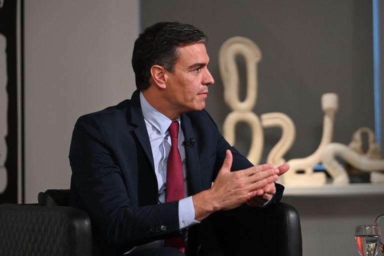 22-07-2021 El presidente del Gobierno, Pedro Sánchez, en Estados Unidos NORTEAMÉRICA ESTADOS UNIDOS POLÍTICA MONCLOA