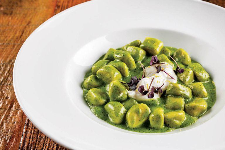 Ñoquis de Pici, restaurante italiano de Río de Janeiro