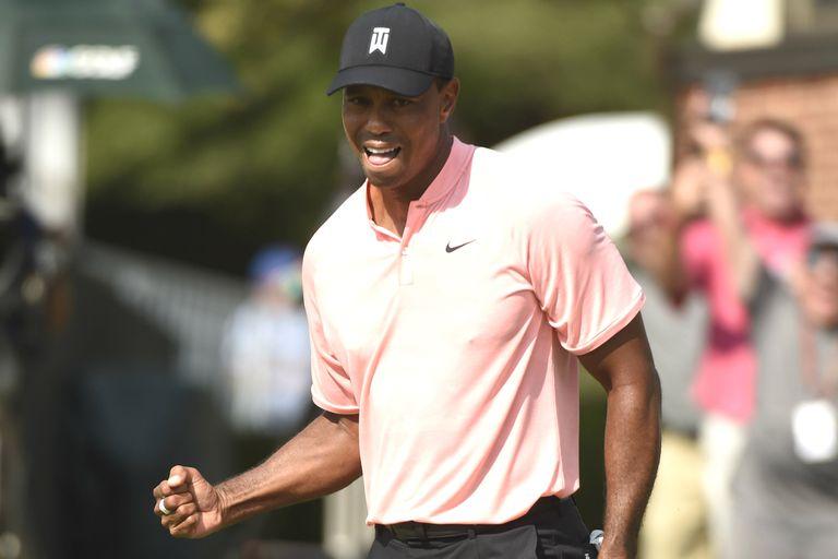 Woods ya ganó la batalla por volver al primer nivel y ahora busca un título