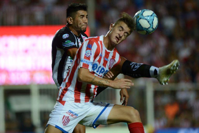 Unión y Central Córdoba aburrieron sin goles y Madelón reaccionó enloquecido