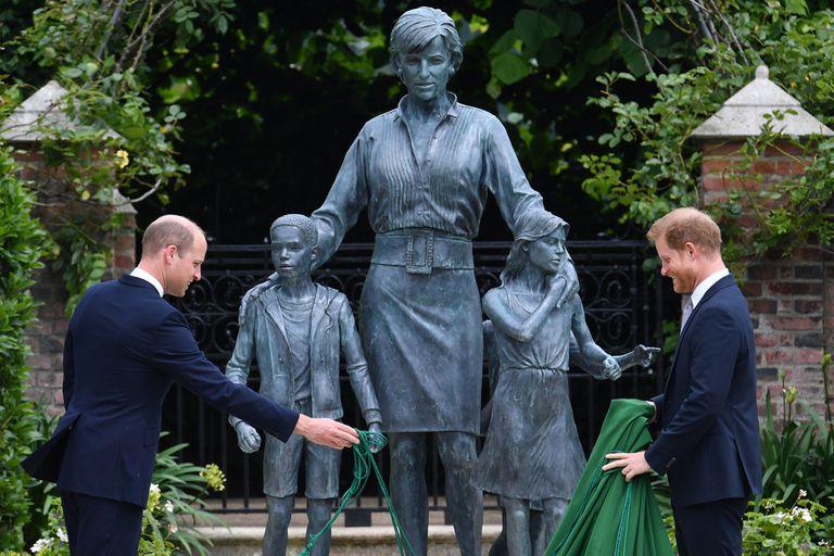 El gesto de William que busca cerrar la grieta con el príncipe Harry