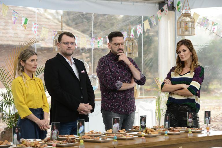 EL reality de repostería de Telefe no pudo con el debut del programa de Lanata, que fue lo más visto del domingo