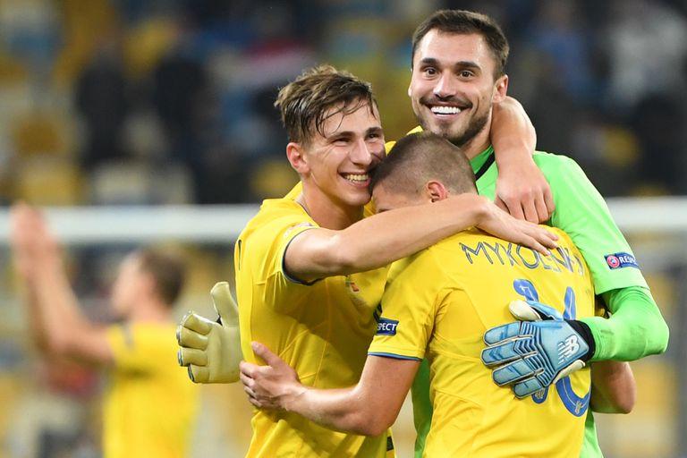 UEFA Nations League: el golazo de taco de Gnabry y la sorpresa de Ucrania