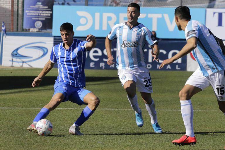 Atlético Tucumán fue más en Mendoza y dejó sin invicto a Godoy Cruz