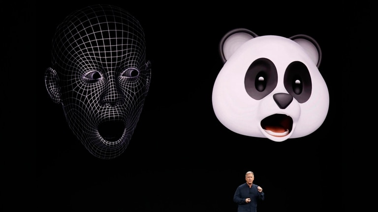 Los animoji debutaron en iOS 11 con el iPhone X