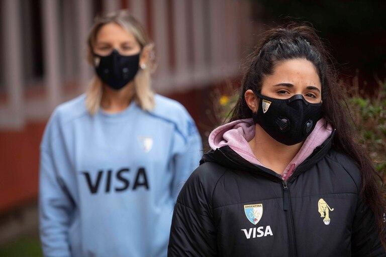 Las Leonas pasaron por el Cenard solamente para exponerse a los hisopados; retomarán su preparación en Santa Fe, San Luis o Mendoza, para tener menos riesgos de contagio.