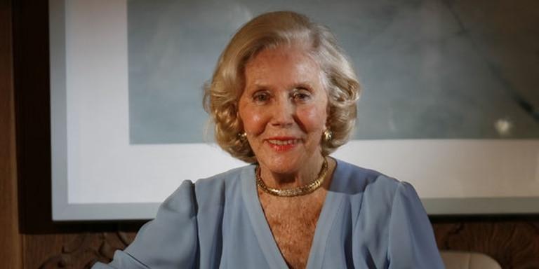 Amalia Fortabat, la reina del cemento que marcó una forma de hacer negocios en la Argentina.