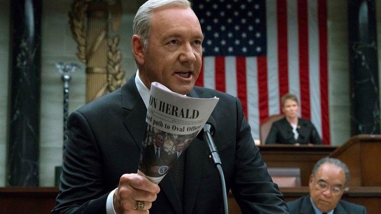 House of Cards podría tener una temporada final sin Frank Underwood