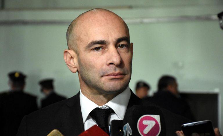 Duras críticas del ministro de Seguridad de Chubut al presidente Fernández