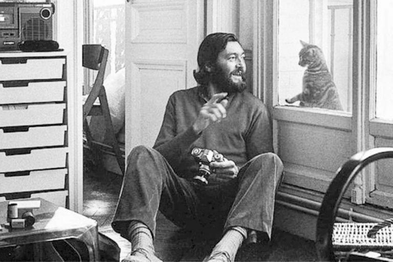 En París, Osvaldo Soriano solía cuidar de la gata de Cortázar